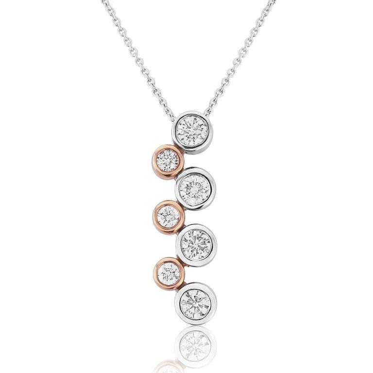 diamond jewellery bubbles styles pendant (2)